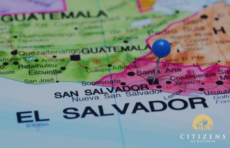 El Salvador y el Bitcoin como moneda de Curso Legal