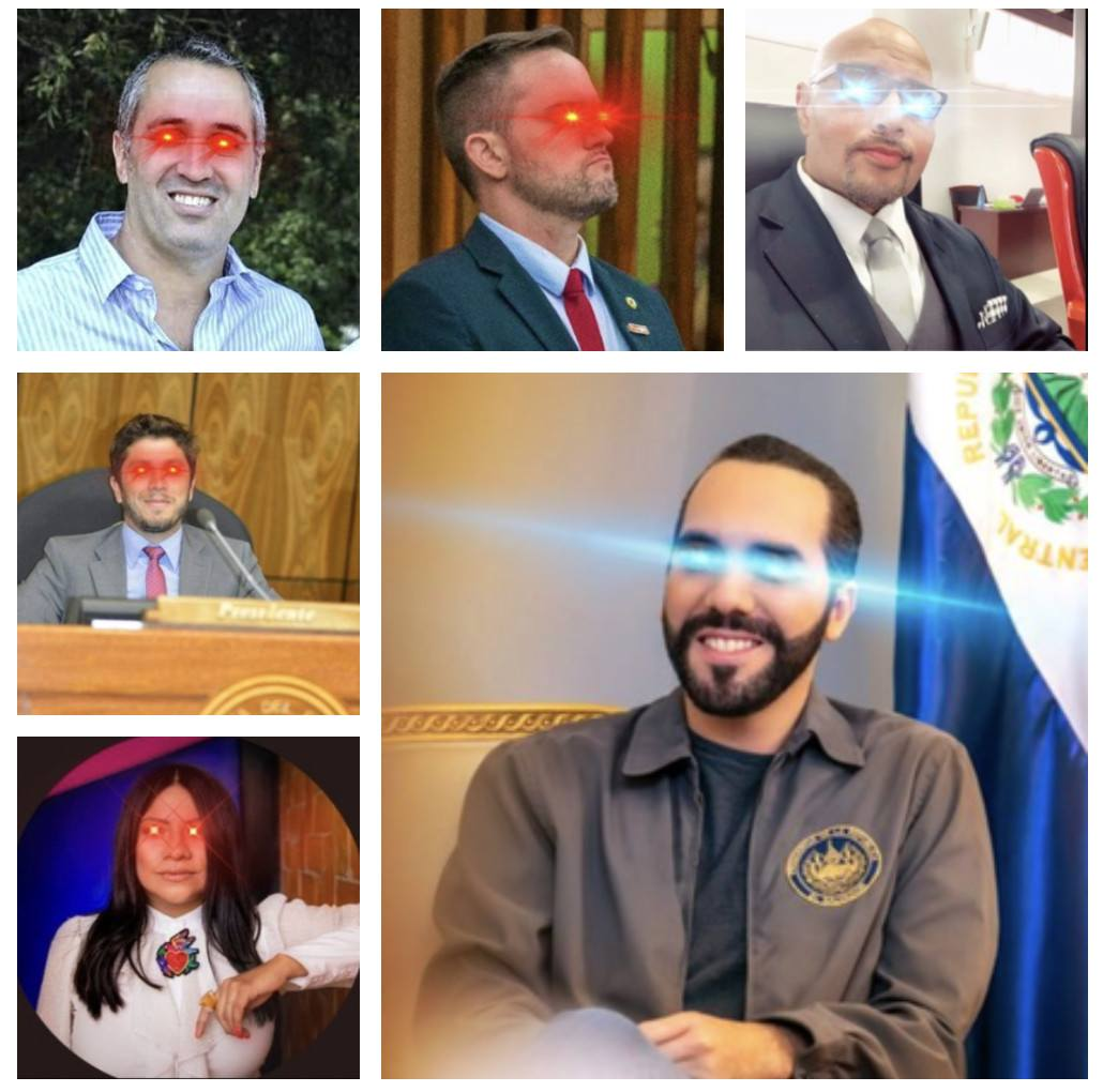 politicians-with-laser-eyes